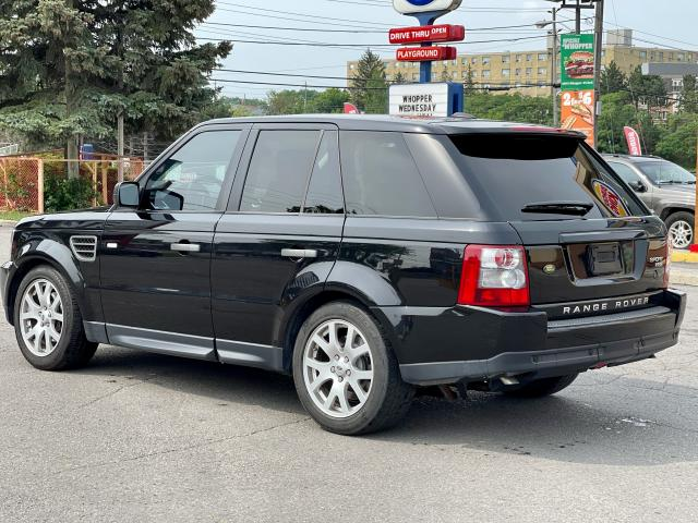 2009 Land Rover Range Rover Sport HSE Navigation /Sunroof/Camera//51K Photo5