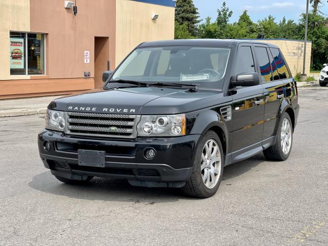 2009 Land Rover Range Rover Sport HSE Navigation /Sunroof/Camera//51K Photo3