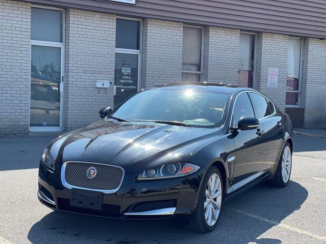 2014 Jaguar XF Premium  AWD  Navigation/Camera /Sunroof Photo1