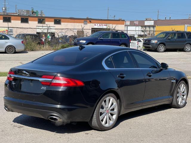 2014 Jaguar XF Premium  AWD  Navigation/Camera /Sunroof Photo5