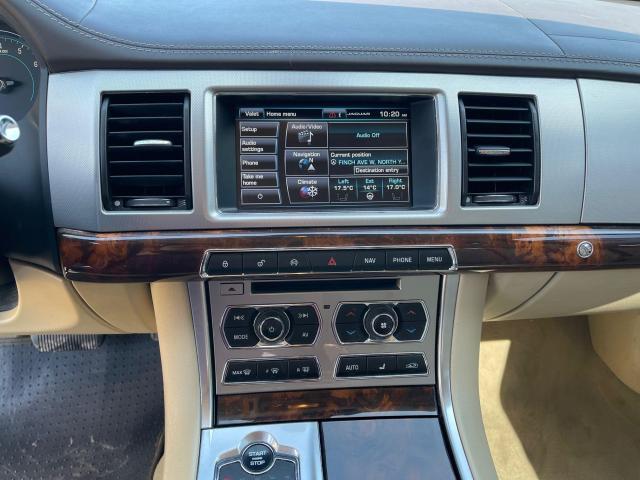 2014 Jaguar XF Premium  AWD  Navigation/Camera /Sunroof Photo13