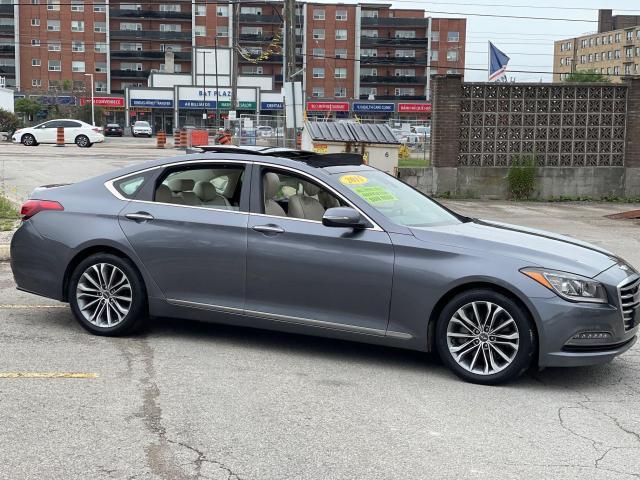 2015 Hyundai Genesis TECH PKG AWD NAVIGATION/HUD/BLIND SPOT Photo4