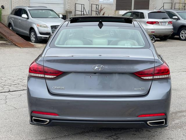 2015 Hyundai Genesis TECH PKG AWD NAVIGATION/HUD/BLIND SPOT Photo6