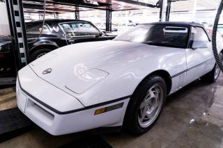 Used 1990 Chevrolet Corvette for sale in St-Léonard, QC