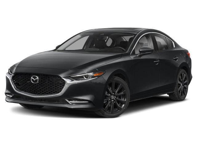 2021 Mazda MAZDA3 GT w/Turbo