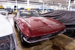 Used 1966 Chevrolet Corvette for sale in St-Léonard, QC