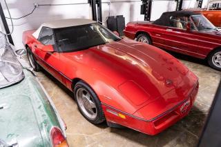 Used 1988 Chevrolet Corvette Callaway for sale in St-Léonard, QC