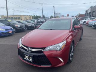 Used 2015 Toyota Camry XSE for sale in Hamilton, ON