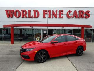 Used 2020 Honda Civic Sport | *1-Owner* | Accident Free! | Ontario Local for sale in Etobicoke, ON