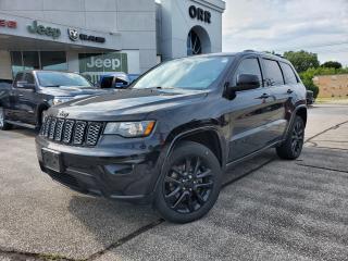 Used 2019 Jeep Grand Cherokee Laredo for sale in Sarnia, ON