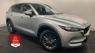 Used 2017 Mazda CX-5 GS AWD *HTD SEATS - REAR CAMERA - CLEAN HISTORY* for sale in Winnipeg, MB
