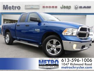 Used 2019 RAM 1500 Classic SXT 4x4 for sale in Ottawa, ON