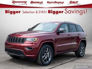 New 2021 Jeep Grand Cherokee 80th Anniversary Edition for sale in Etobicoke, ON