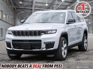 New 2021 Jeep Grand Cherokee L Limited for sale in Mississauga, ON