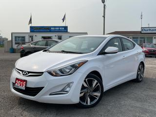 Used 2015 Hyundai Elantra GLS for sale in Whitby, ON