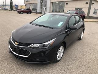 Used 2018 Chevrolet Cruze LT,AUTO,SUNROOF,REMOTE START,HEATED SEATS for sale in Slave Lake, AB