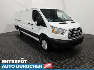 Used 2017 Ford Transit Cargo Van AUTOMATIQUE - Climatiseur - for sale in Laval, QC