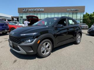 New 2022 Hyundai KONA 2.0L Preferred Sun & Leather Package for sale in Port Coquitlam, BC