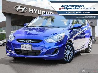 Used 2012 Hyundai Accent GL for sale in North Vancouver, BC