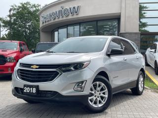Used 2018 Chevrolet Equinox FWD 4dr LS w-1LS for sale in Scarborough, ON