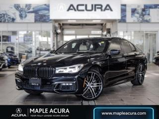Used 2018 BMW 750i xDrive, M sports Package, Executive Package, 3D 36 for sale in Maple, ON