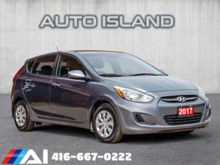 Used 2017 Hyundai Accent HATCHBACK**AUTOMATIC**LOW KMS!! for sale in North York, ON
