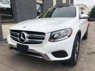 Used 2017 Mercedes-Benz GLC 300 4MATIC GLC300 for sale in Nobleton, ON