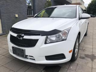 Used 2014 Chevrolet Cruze Sdn 2LT *As Is* for sale in Nobleton, ON