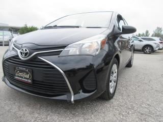 Used 2015 Toyota Yaris ACCIDENT FREE for sale in Newmarket, ON