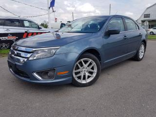 Used 2012 Ford Fusion SEL LEATHER! for sale in Dunnville, ON