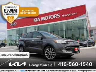 Used 2015 Ford Escape SE | CLN CRFX | NAV | B/UP CAM | HTD SEATS | B/T | for sale in Georgetown, ON