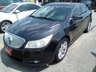Used 2011 Buick LaCrosse CXL for sale in Leamington, ON