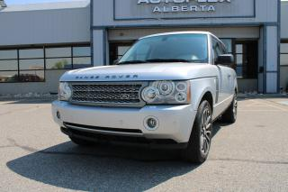 Used 2006 Land Rover Range Rover SuperCharged for sale in Calgary, AB