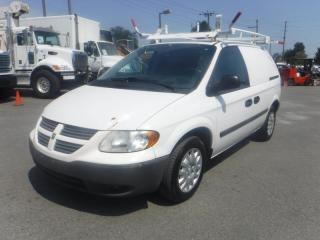 Used 2006 Dodge Caravan Cargo Van With Rear Shelving for sale in Burnaby, BC