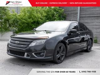 Used 2010 Ford Fusion for sale in Toronto, ON