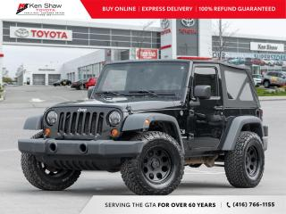 Used 2009 Jeep Wrangler for sale in Toronto, ON