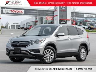 Used 2015 Honda CR-V for sale in Toronto, ON