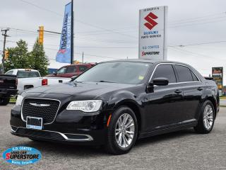 Used 2015 Chrysler 300 Touring ~Nav ~Cam ~Heated Leather ~Panoramic Roof for sale in Barrie, ON
