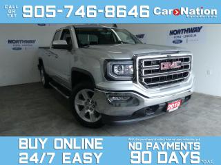 Used 2019 GMC Sierra 1500 Limited SLE | 4X4 | TOUCHSCREEN | 20