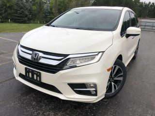 Used 2018 Honda Odyssey Touring 2WD for sale in Cayuga, ON