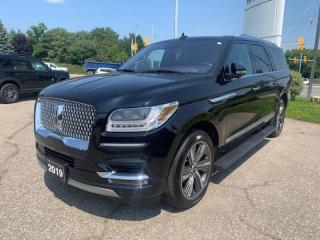 Used 2019 Lincoln Navigator L Reserve for sale in New Hamburg, ON