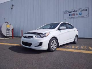 Used 2016 Hyundai Accent LE for sale in Gander, NL
