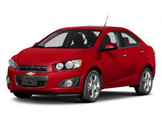 Used 2014 Chevrolet Sonic LT for sale in Fredericton, NB