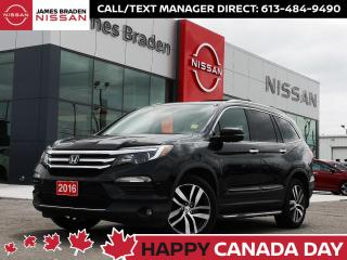 Used 2016 Honda Pilot Touring for sale in Kingston, ON