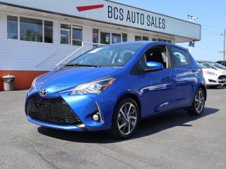 Used 2019 Toyota Yaris SE for sale in Vancouver, BC