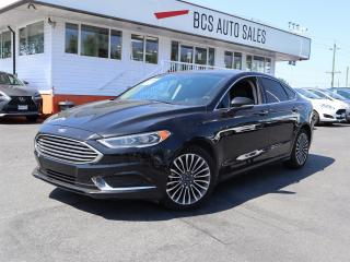 Used 2018 Ford Fusion SE for sale in Vancouver, BC