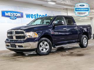 Used 2015 RAM 1500 SLT+4X4+BLUETOOTH+CRUISE CONTROL+HEATED MIRRORS for sale in Toronto, ON