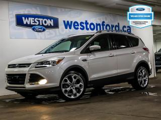 Used 2016 Ford Escape Titanium+AWD+CAMERA+REMOTE START+NAVIGATION for sale in Toronto, ON