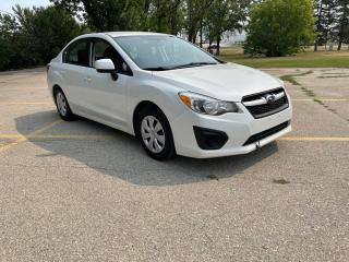 Used 2012 Subaru Impreza 2.0i AWD SUBARU! for sale in Winnipeg, MB