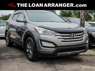 Used 2015 Hyundai Santa Fe for sale in Barrie, ON